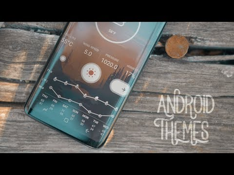 5 New Android Themes 2018   Customize Your Android #12