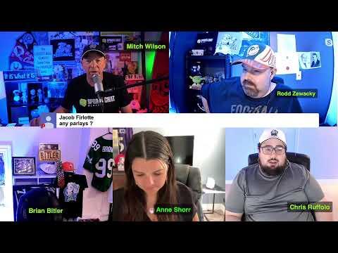 Live Sports Betting Picks 11/10/20 -MAC Football Predictions