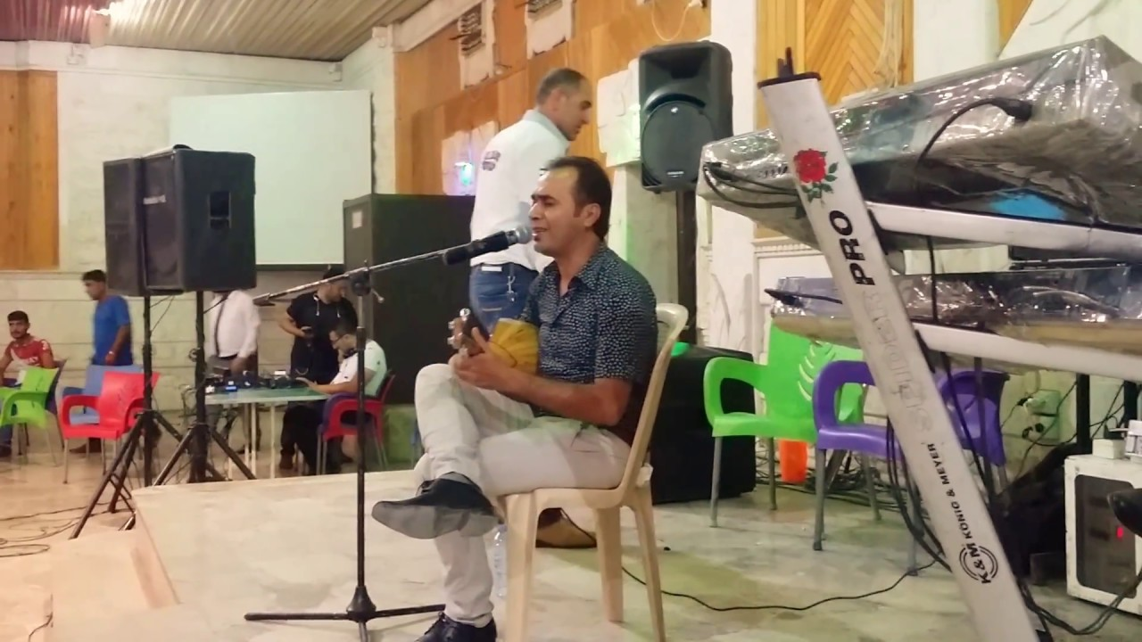 الفنان عامر رمو اجمل مقطع رقص كردي
