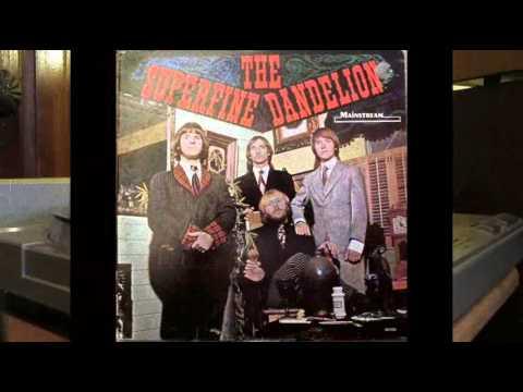 The Superfine Dandelion - S/T 1967 (full album Mono)