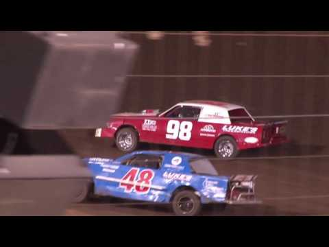 PERRIS AUTO SPEEDWAY STREET STOCK MAIN EVENT 3-11-17