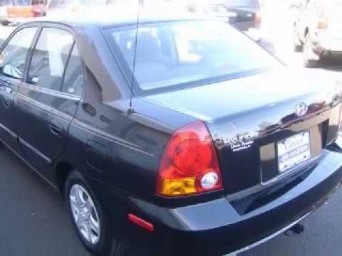 2004 Hyundai Accent Quakertown PA Ciocca Hyundai
