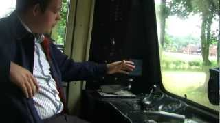 Reggies Train Gallery A Cab Ride On A Dmu 101 On The Nnr With Jon Hopper 1 Mpg