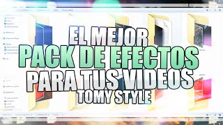 Video EL MEJOR pack de efectos para tus VIDEOS | Particulas, Overlays, texturas y Más! download MP3, 3GP, MP4, WEBM, AVI, FLV Oktober 2018