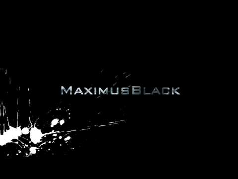 I Did (The Song) -- MaximusBlack