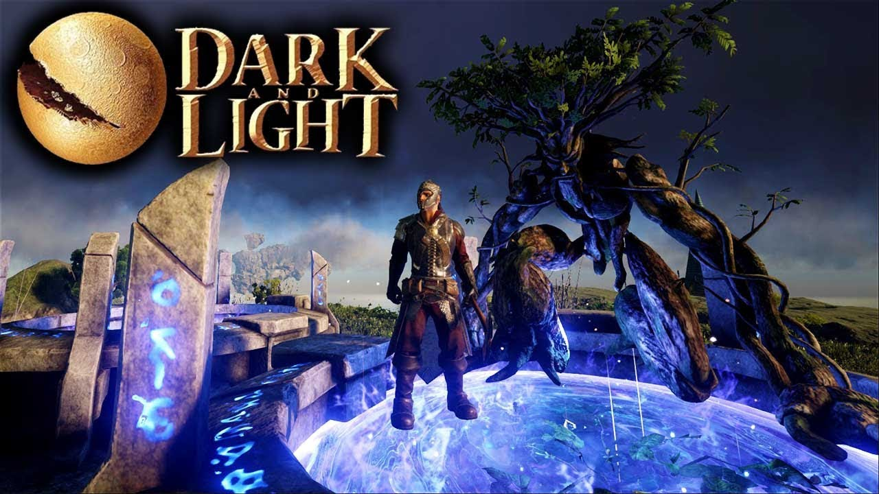 dark and light how to set taming rate