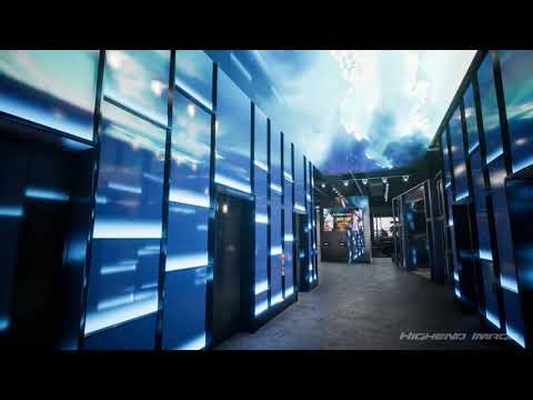 TOA New Campus Real-time 3D Interactive (Malaysia)