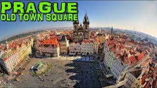 Prague - Old Town Square (4K)