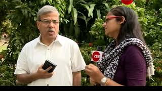 Exclusive interview of Special Observer Ajay Nayek on ZEE 24 Ghanta