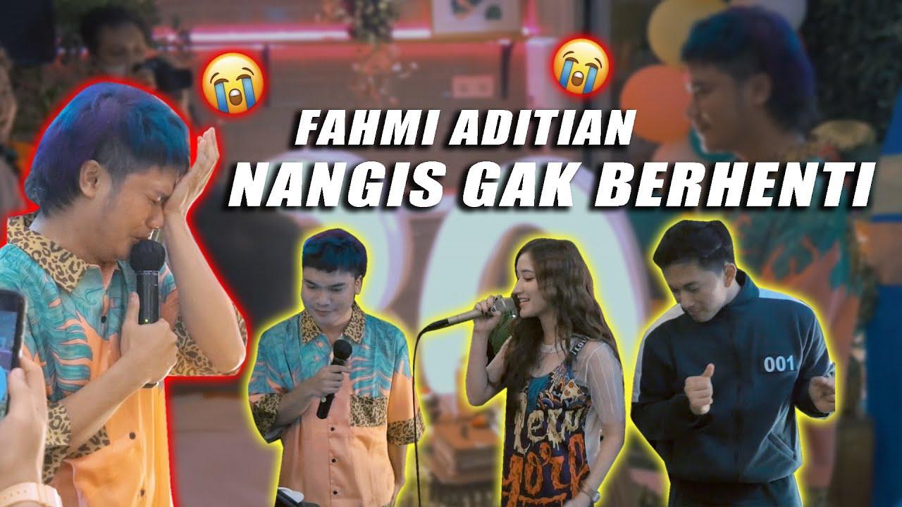 Download PARTY FAHMI ADITIAN! BARENG CAKRA KHAN, ZIKRI DAULAY, ASYRAF JAMAL. GEGER HEBOH! RIBUTT BERANTEM!!