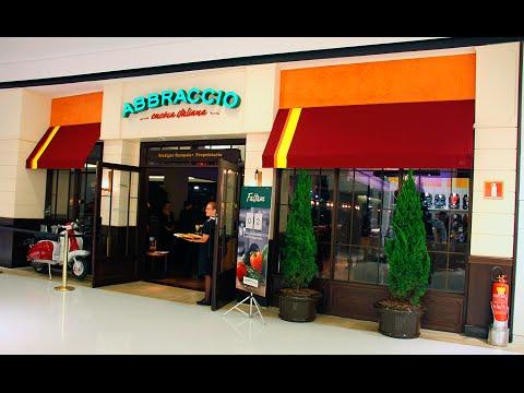"""Programa Circuito Fechado - """"Abbraccio Cucina Italiana"""" - Campinas/SP"""