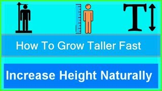 Increase Height - How to Increase Height In Just 3 Days Naturally