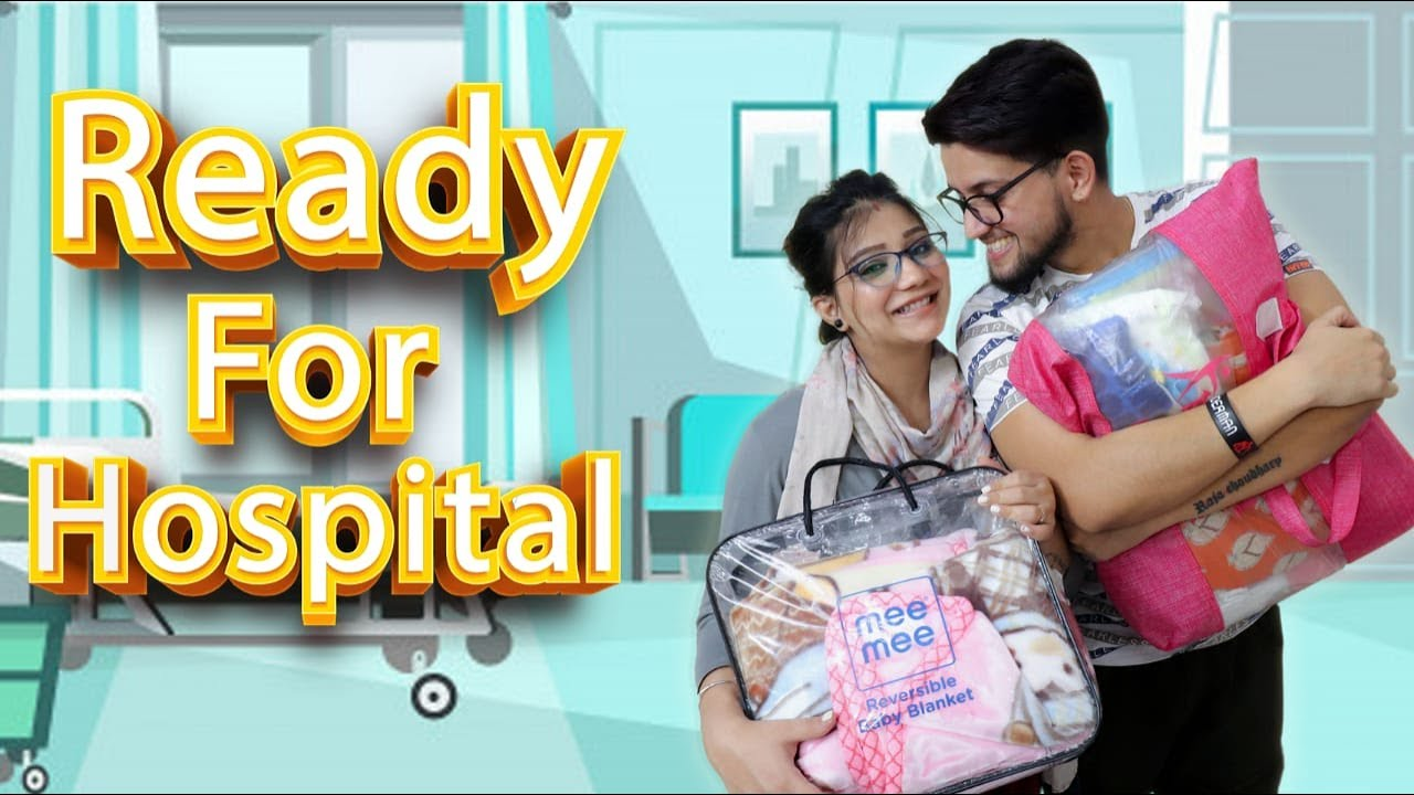 READY FOR HOSPITAL | Choudhary Family | Vivek Choudhary | khushi Punjaban