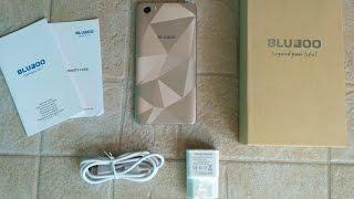 Стильний Bluboo Picasso 2+16 GB розпакування unboxing