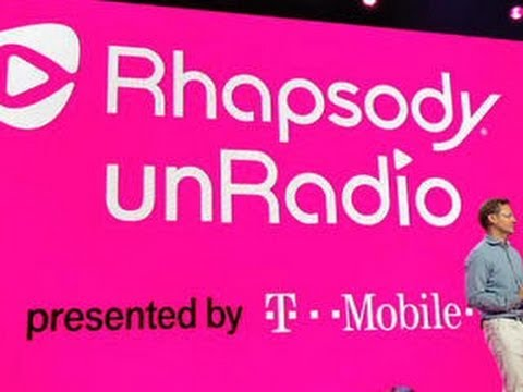 CNET News - T-Mobile shows off new UnRadio music service