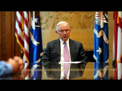 President Trump escalates attacks on Attorney General Jeff Sessions