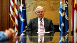 President Trump escalates attacks on Attorney General Jeff Sessions Free HD Video