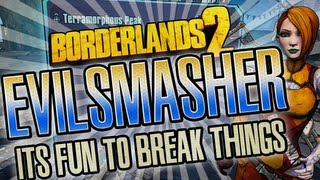 PATCHED Borderlands 2 Evil Smasher glitch NO LONGER WORKS