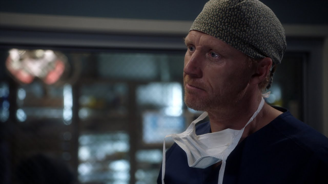 Download Owen Confronts Teddy About Cheating - Grey's Anatomy