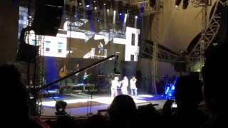No Me Extraña Nada - Sasha, Benny y Erick en Morelia