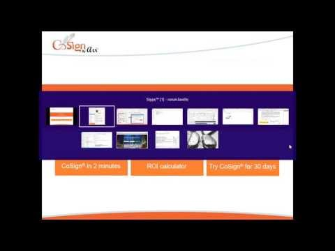 Transforming Business Processes with Digital Signatures Webinar