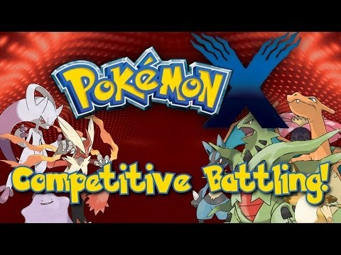 Pokemon X?! Online Competitive Battling?