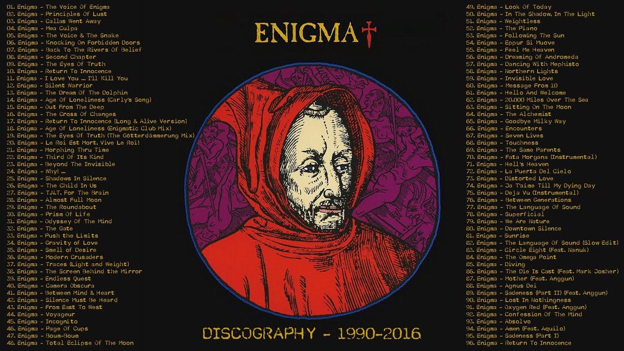 Download ✮ E̲n̲i̲g̲m̲a̲ / Энигма / Discography / Дискография - 1990 - 2016 ✮