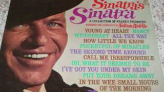 Frank Sinatra   The Second Time Around   LP. .