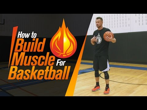 Build Muscle For Basketball. WITHOUT A Gym From Coach Alan Stein
