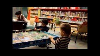 ✬✬✬Как мы посещали  детскую библиотеку в Америке/How we visited the children's library in America