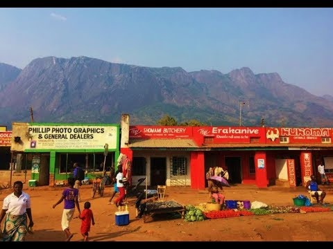 "Backpacking MALAWI : ""Warm heart of Africa"" - Travel video (GoPro)"