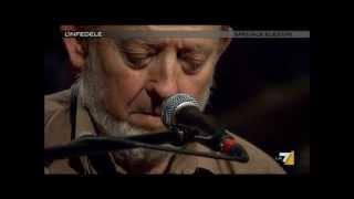 20120507 La7 Fausto Amodei Il Cantacronache Questo mio Amore L'Infedele.wmv