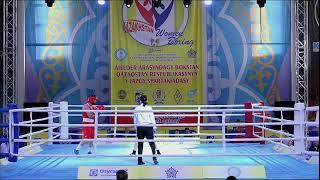 V Республиканская спартакиада по боксу среди женщин, г. Шымкент (16.05.2019).