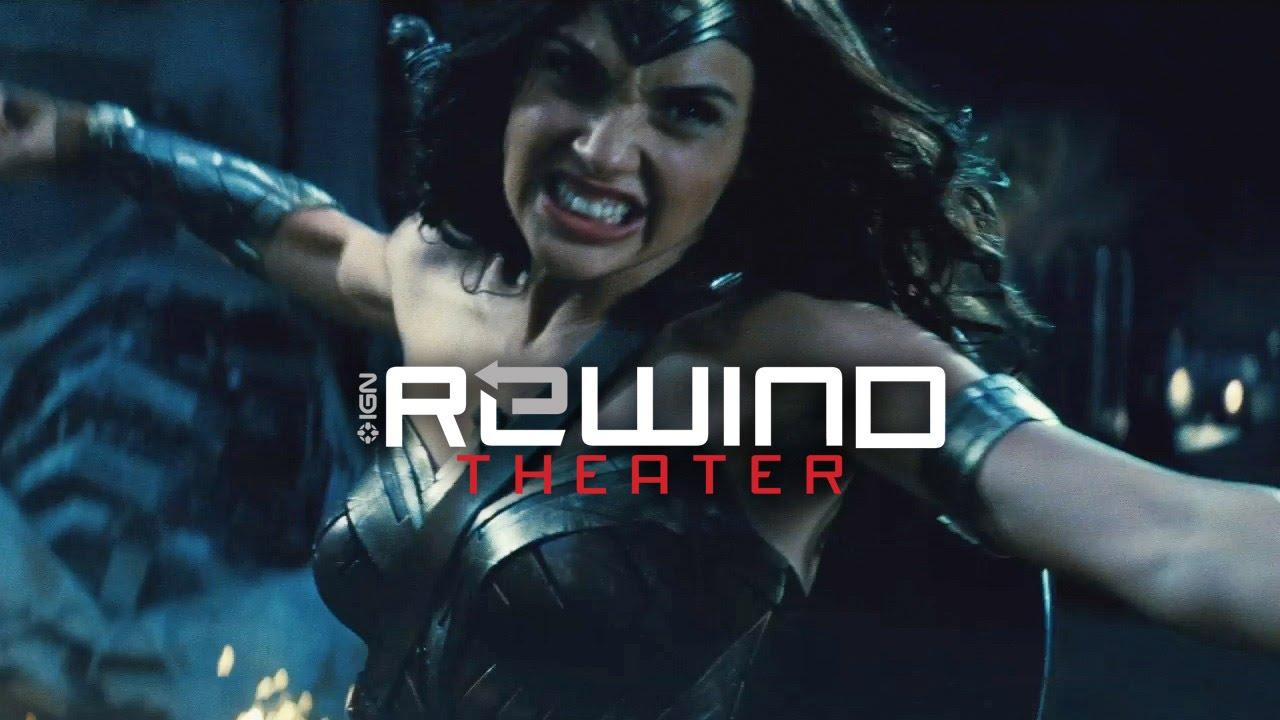 Batman V Superman Dawn Of Justice Trailer 2