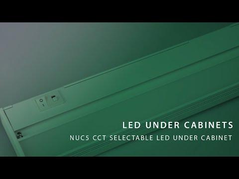 nuc5 select led under cabinet