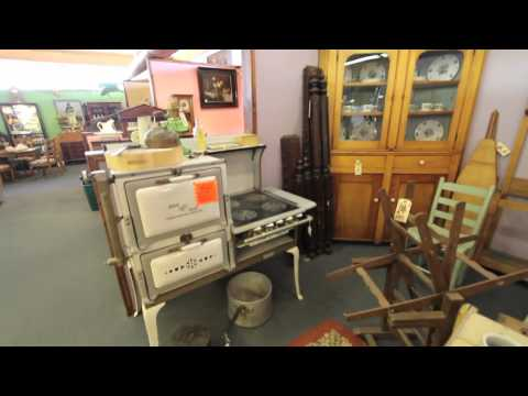 Booth E2 - Copper Country Antiques in Tucson, Arizona