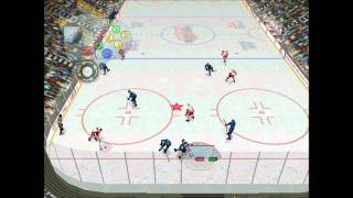 NHL 99 PC - The Most Awesome Goal