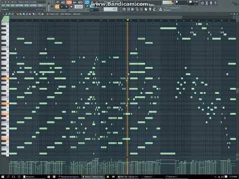 Naruto - Sadness & Sorrow (OST remake) FL Studio - YouTube