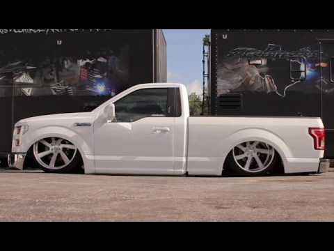 Ekstensive Metalal Works Ford F-150