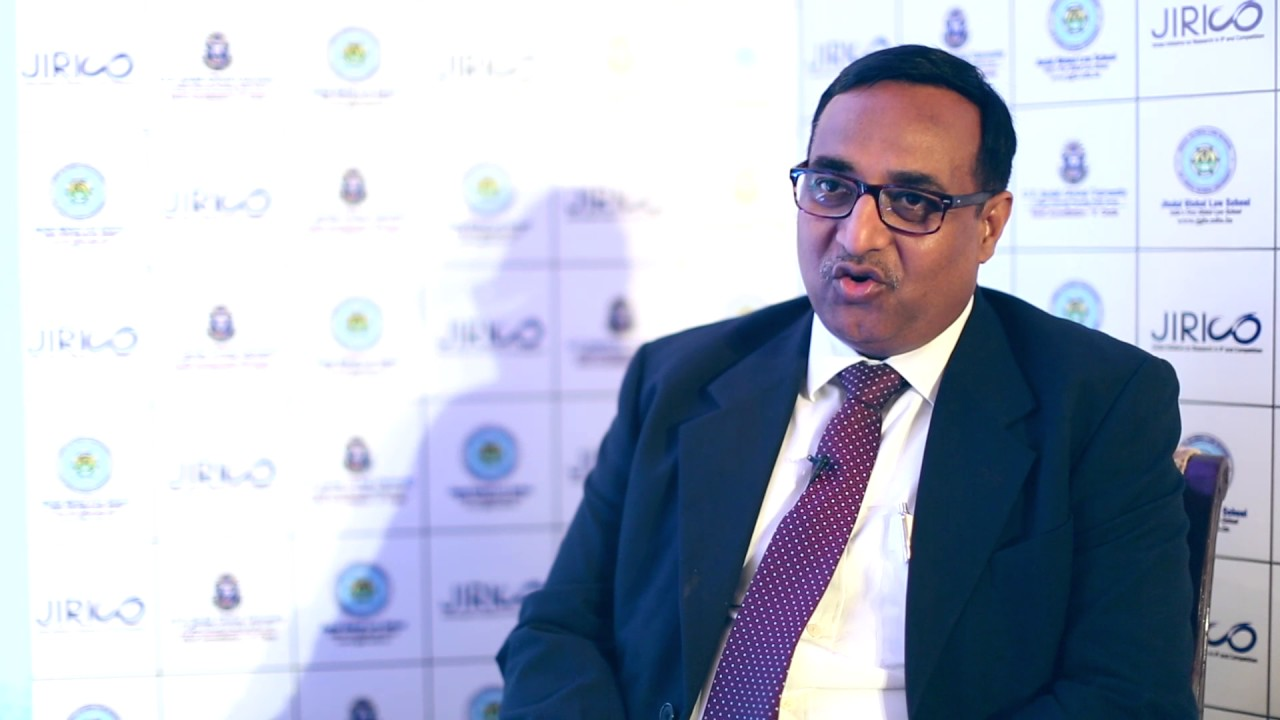 Mr  Amar Sundram, National Director-Legal & General Counsel, E&Y, India