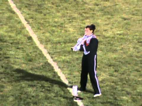 FAIRFIELD UNION MARCHING FALCONS 8-27-2010