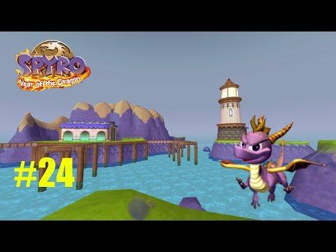 Spyro 3 Part 22 - Agent 9's Lab 2/2 and Harbor Speedway