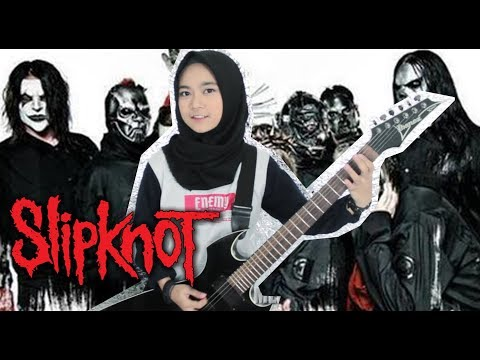 Slipknot - Wait And Bleed | Guitar Cover by Mel