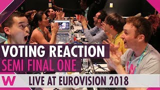 Eurovision 2018: Live reaction to Semi-Final 1 Qualifiers | wiwibloggs