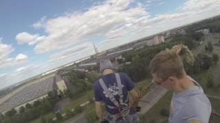 Прыжки с верёвкой в Бобруйске 13 августа Толи Гоша, толи Влад(, 2016-08-20T10:52:18.000Z)