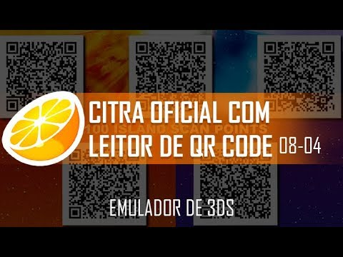 NEW OFFICIAL CITRO WITH SUPPORT THE QR CODE! (3DS emulator)