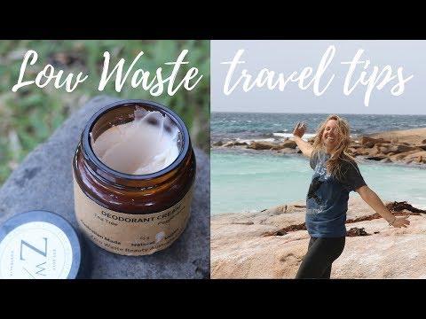 Top 9 Zero Waste Travel Tips | Low Impact Movement