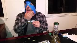 Back to Back Potpourri Glass Bong Hit of Green Crack & Triangle OG Death Blend!!!!