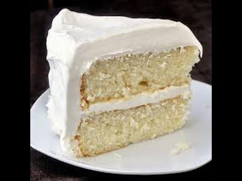 How To Make A White Cake From The Box The Royal Way