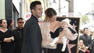 Adam Levine on Receiving Star on Walk of Fame: